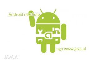 Android-SDK-shqip-programo