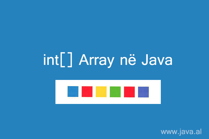 array-java-mesime-shqip